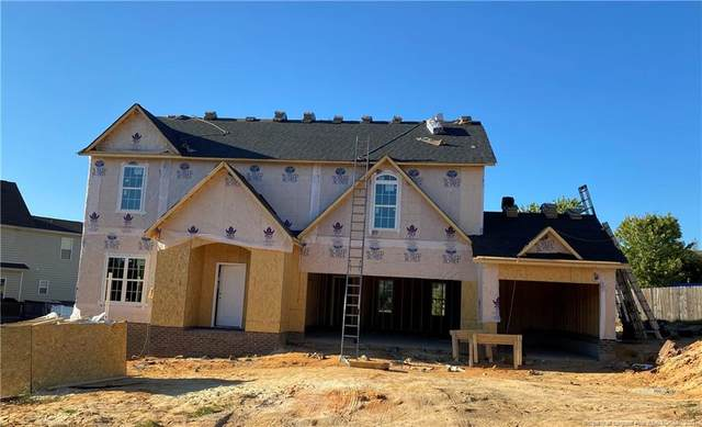 3940 Hunting Path Drive, Hope Mills, NC 28348 (MLS #670944) :: The Signature Group Realty Team