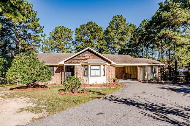 5900 Thrush Circle, Sanford, NC 27332 (MLS #670945) :: RE/MAX Southern Properties