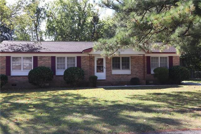 440 Homestead Drive, Fayetteville, NC 28303 (MLS #670946) :: Towering Pines Real Estate
