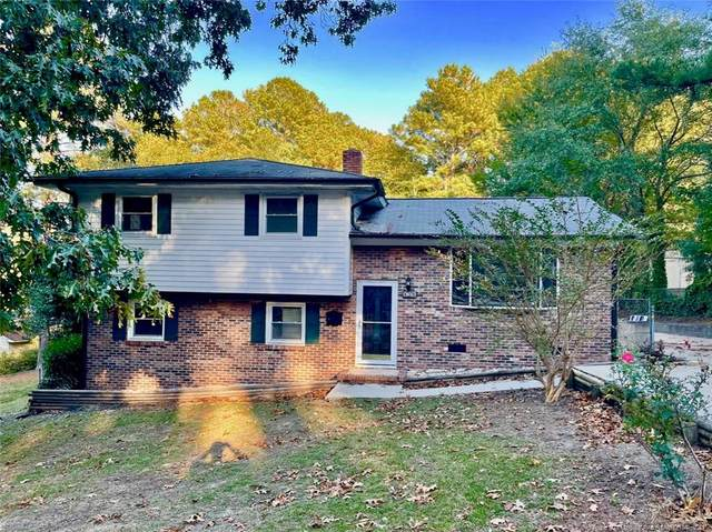 830 Edenwood Drive, Fayetteville, NC 28303 (MLS #670950) :: The Signature Group Realty Team