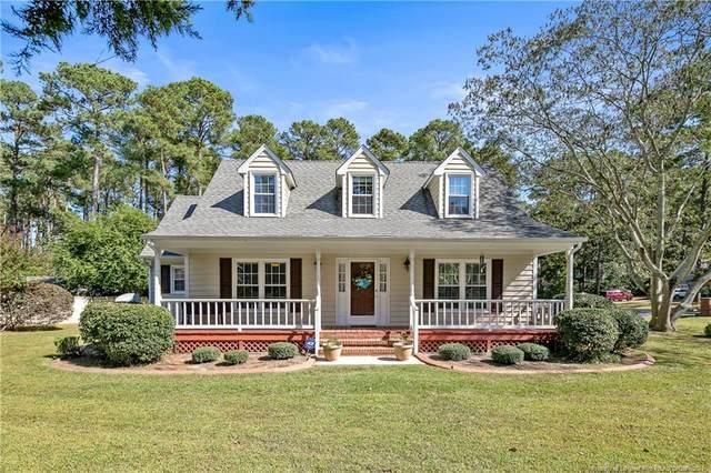 1979 Merrimac Drive, Fayetteville, NC 28304 (MLS #670955) :: RE/MAX Southern Properties