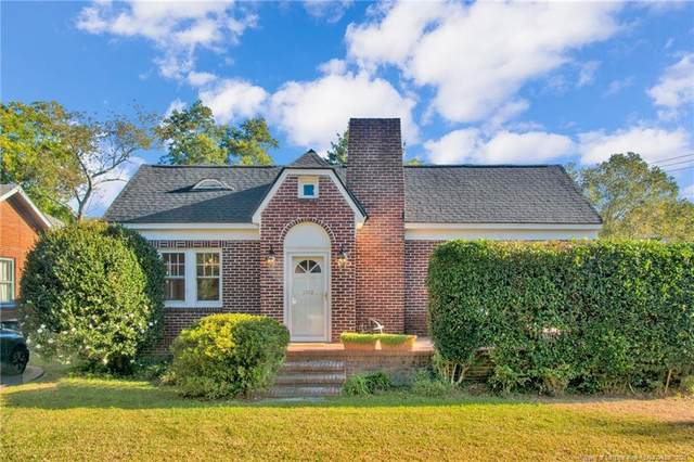 1510 Fort Bragg Road, Fayetteville, NC 28305 (#670957) :: The Helbert Team