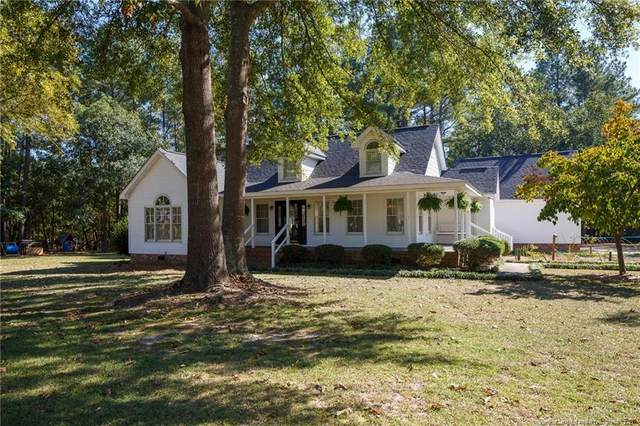 120 Lakeview Drive, Red Springs, NC 28377 (MLS #670959) :: Towering Pines Real Estate