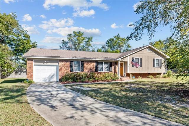 2001 Lakebarry Circle, Fayetteville, NC 28304 (MLS #670961) :: Freedom & Family Realty