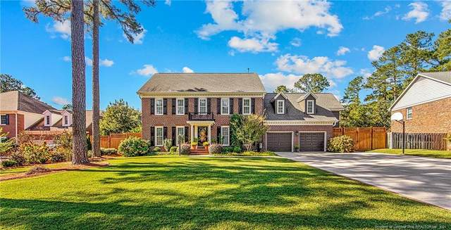 612 Ravencroft Court, Fayetteville, NC 28314 (MLS #670962) :: The Signature Group Realty Team