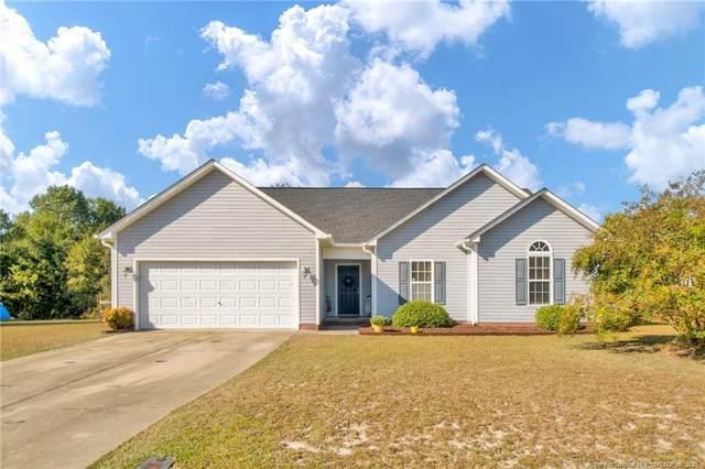 223 Sanford Court, Raeford, NC 28376 (MLS #670963) :: Towering Pines Real Estate