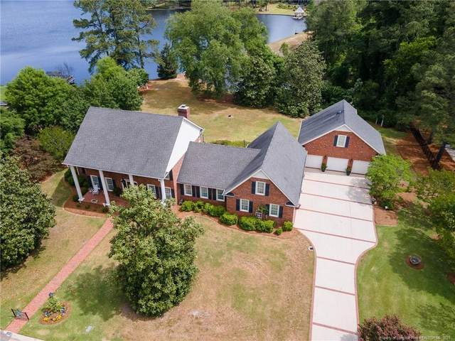 1215 Longleaf Drive, Fayetteville, NC 28305 (MLS #670964) :: The Signature Group Realty Team