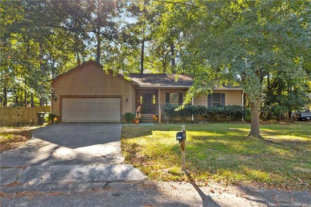 5821 Badin Court, Fayetteville, NC 28314 (MLS #670967) :: Towering Pines Real Estate