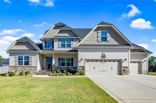 3808 Chantelle Drive, Fayetteville, NC 28306 (MLS #670968) :: Towering Pines Real Estate