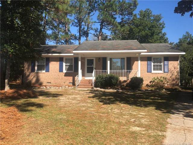 2801 Shade Tree Drive, Fayetteville, NC 28306 (MLS #670971) :: RE/MAX Southern Properties