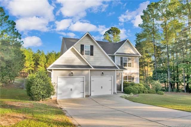 58 Shortleaf Court, Cameron, NC 28326 (MLS #670983) :: Towering Pines Real Estate