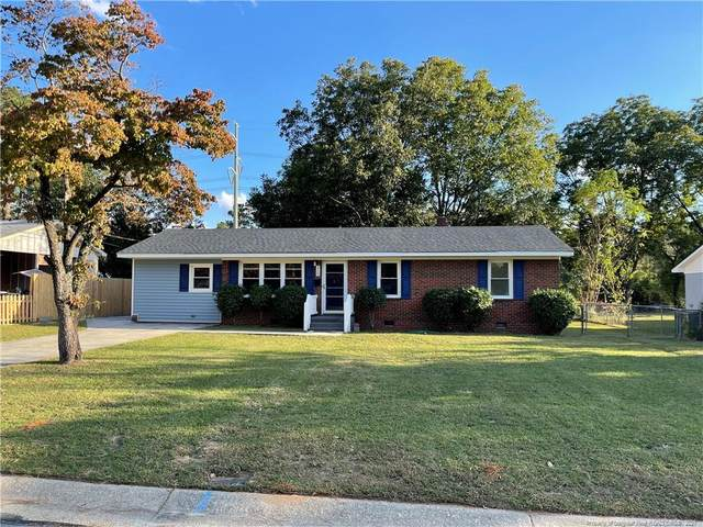 3709 Madison Avenue, Fayetteville, NC 28304 (MLS #670989) :: Freedom & Family Realty