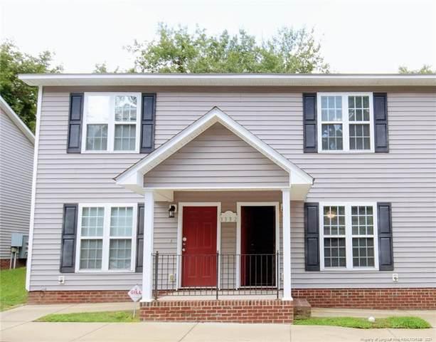 3332-B Kenmont Lane B, Hope Mills, NC 28348 (MLS #670995) :: Freedom & Family Realty