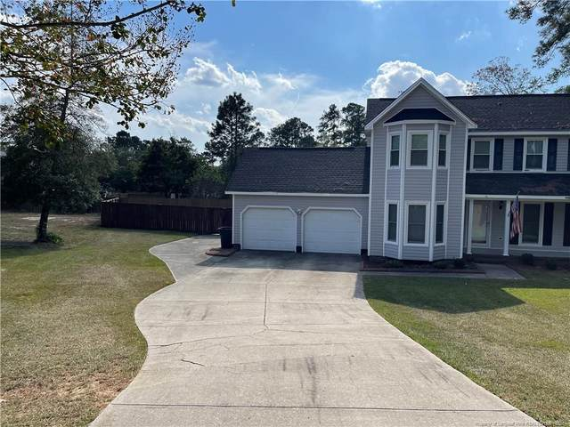7205 Jarmon Court, Fayetteville, NC 28306 (MLS #670996) :: Freedom & Family Realty