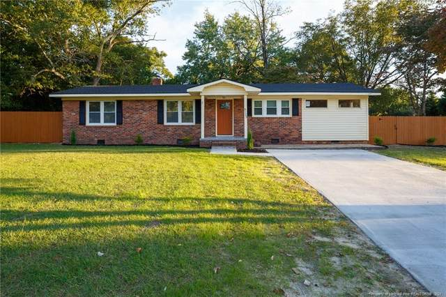 5125 N Sumac Circle, Fayetteville, NC 28304 (MLS #670999) :: Freedom & Family Realty