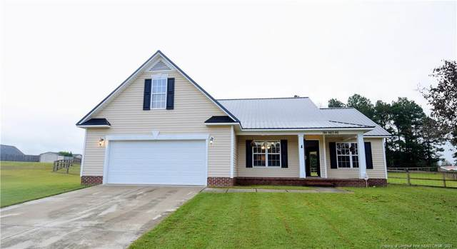 241 Canyon Drive, Raeford, NC 28376 (MLS #671000) :: Freedom & Family Realty
