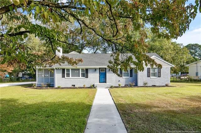 65 Meadow Street, Spring Lake, NC 28390 (MLS #671001) :: Towering Pines Real Estate