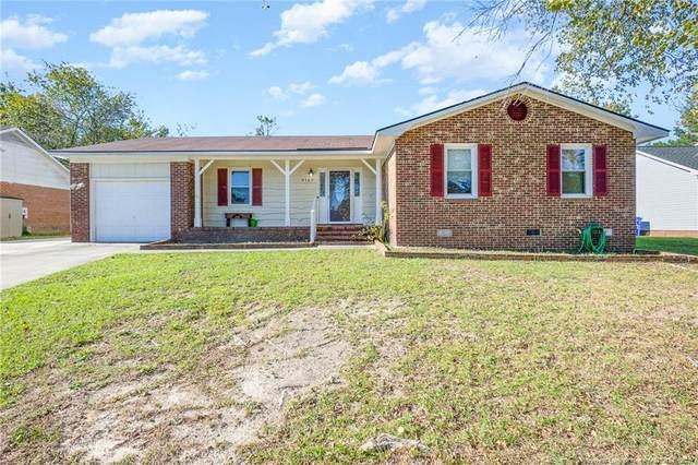6167 Lake Trail Drive, Fayetteville, NC 28304 (MLS #671003) :: RE/MAX Southern Properties