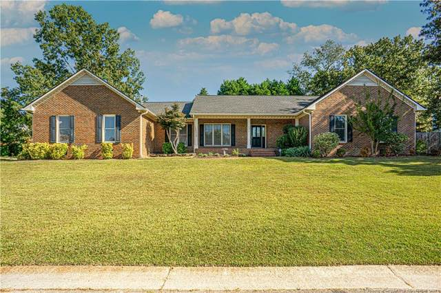 4312 Ferncreek Drive, Fayetteville, NC 28314 (MLS #671006) :: RE/MAX Southern Properties