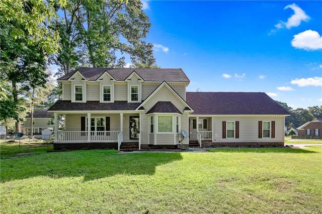 209 Renton Court, Fayetteville, NC 28311 (MLS #671007) :: RE/MAX Southern Properties