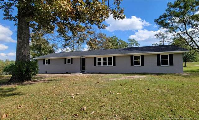7119 Old Jefferson Davis Highway, Cameron, NC 28326 (MLS #671008) :: RE/MAX Southern Properties