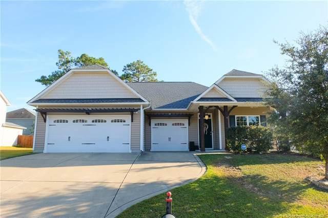 31 Laurel Drive, Spring Lake, NC 28390 (MLS #671009) :: Towering Pines Real Estate