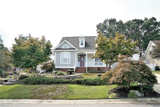 1234 Hunters Trail, Hope Mills, NC 28348 (MLS #671012) :: The Signature Group Realty Team