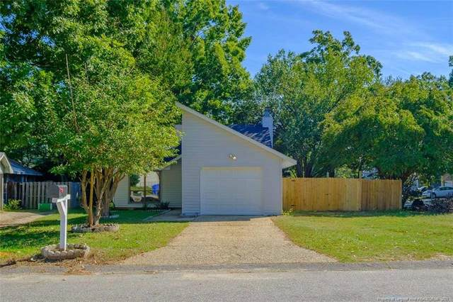553 Hollyberry Lane, Fayetteville, NC 28314 (MLS #671014) :: Towering Pines Real Estate