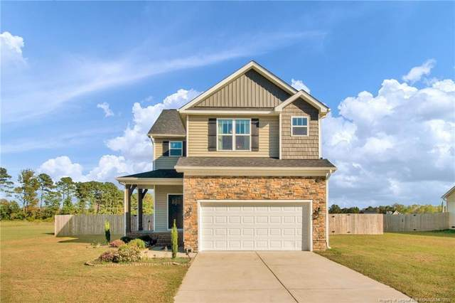 75 Southern Place, Lillington, NC 27546 (MLS #671018) :: The Signature Group Realty Team