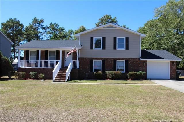 6722 Pin Oak Lane, Fayetteville, NC 28314 (MLS #671019) :: Freedom & Family Realty