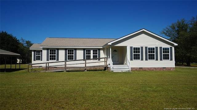 2776 Roseland Road, Aberdeen, NC 28315 (MLS #671028) :: The Signature Group Realty Team