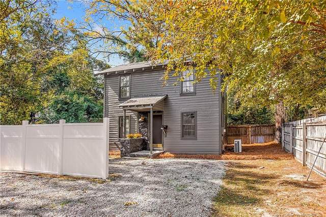 210.5 Sedberry Street, Fayetteville, NC 28305 (MLS #671053) :: Freedom & Family Realty