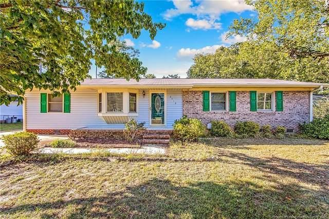 6518 Waldos Beach Road, Fayetteville, NC 28306 (MLS #671057) :: Towering Pines Real Estate