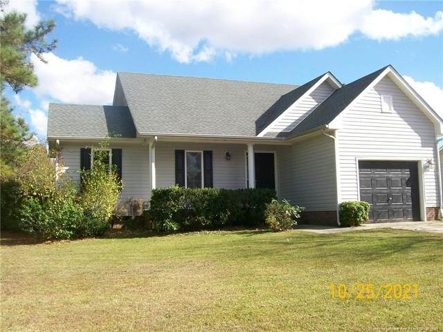 5171 Marvin Drive, Spring Lake, NC 28390 (MLS #671094) :: RE/MAX Southern Properties