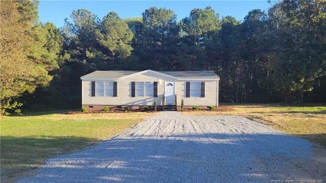 105 Pine Land Drive, Broadway, NC 27505 (MLS #671096) :: RE/MAX Southern Properties