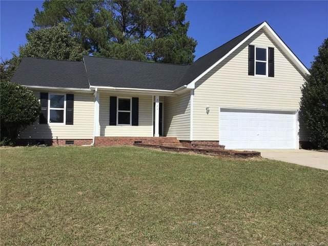 6124 Cellini Lane, Hope Mills, NC 28348 (MLS #671098) :: RE/MAX Southern Properties