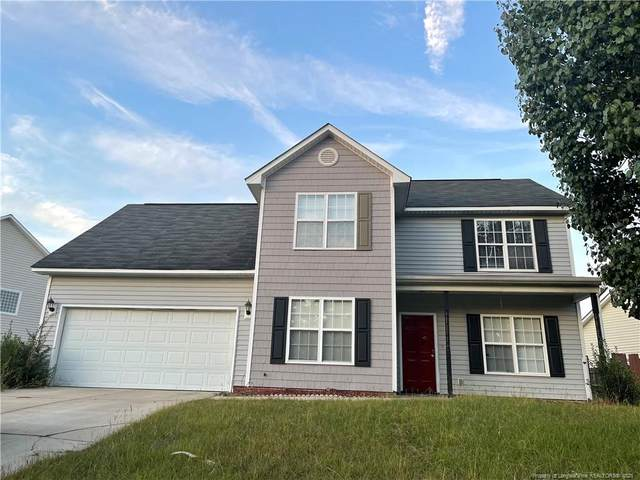 2400 Gray Goose Loop, Fayetteville, NC 28306 (MLS #671099) :: RE/MAX Southern Properties