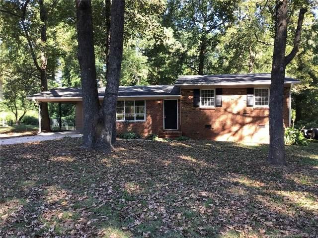 1016 Riverside Circle, Spring Lake, NC 28390 (MLS #671101) :: RE/MAX Southern Properties