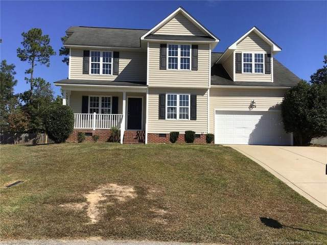 5124 Trophy Court, Fayetteville, NC 28314 (MLS #671102) :: RE/MAX Southern Properties
