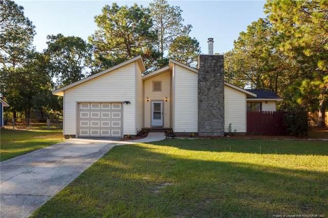3743 Masters Drive, Hope Mills, NC 28348 (MLS #671107) :: RE/MAX Southern Properties