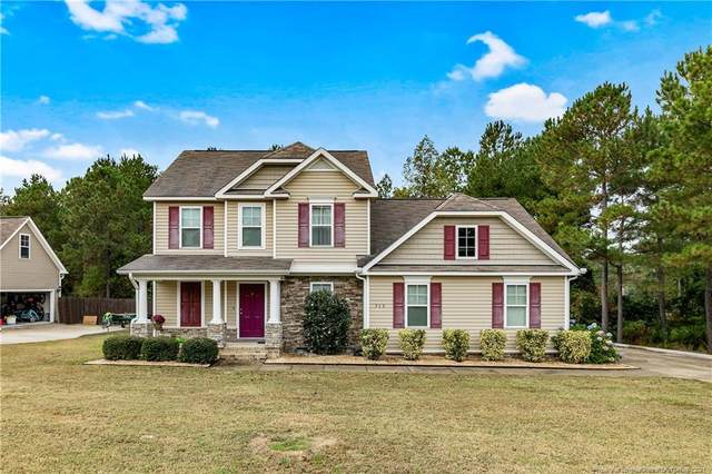 560 Omaha Drive, Broadway, NC 27505 (MLS #671185) :: The Signature Group Realty Team