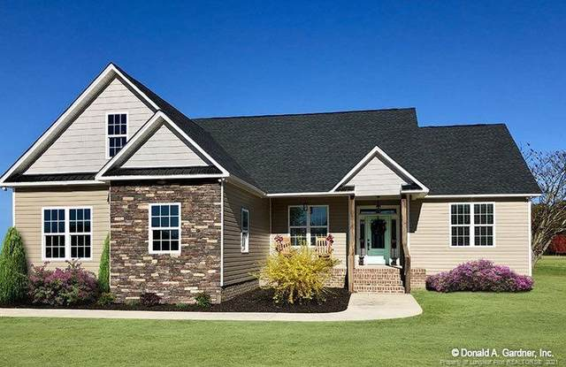 191 Chapelwood Circle, Pembroke, NC 28372 (MLS #671196) :: The Signature Group Realty Team