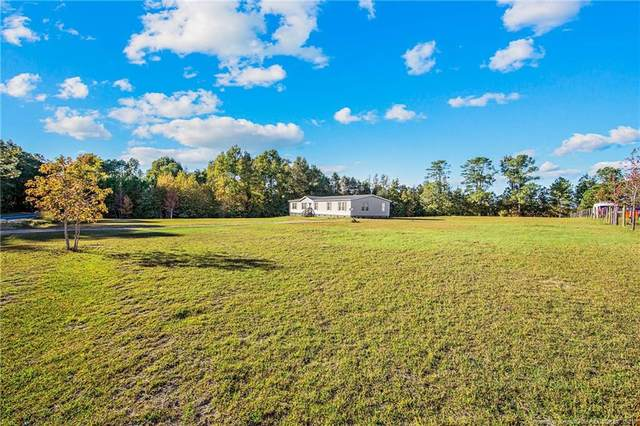 1141 Nutgrass Road, Bunnlevel, NC 28323 (MLS #671266) :: The Signature Group Realty Team