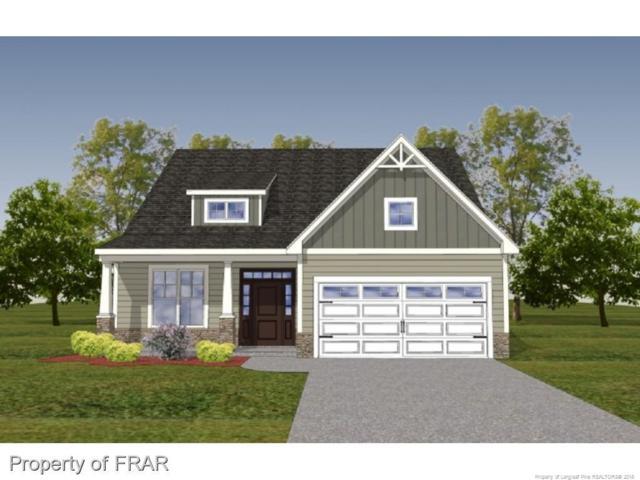 2221 Courtland (Lt 64) Drive, Fayetteville, NC 28314 (MLS #551477) :: Weichert Realtors, On-Site Associates