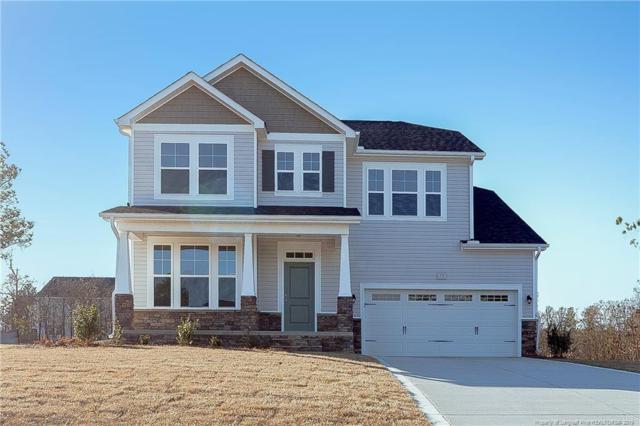75 Sunnybrook Lane, Lillington, NC 27546 (MLS #551909) :: Weichert Realtors, On-Site Associates