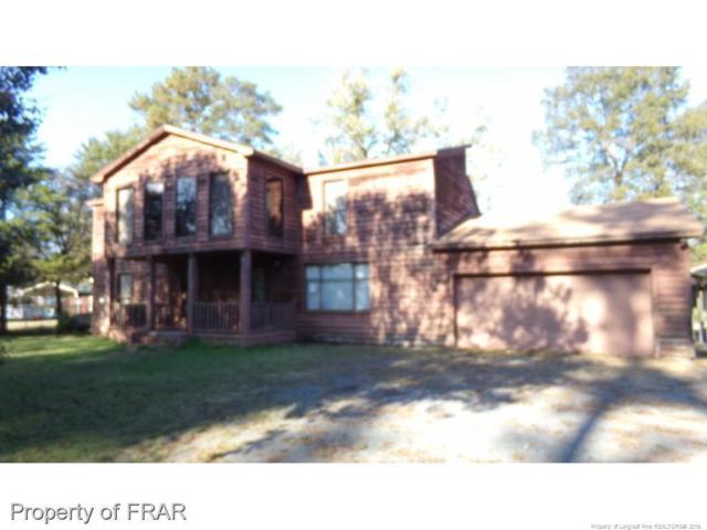 181 Flat Rock Road, Red Springs, NC 28377 (MLS #551966) :: Weichert Realtors, On-Site Associates