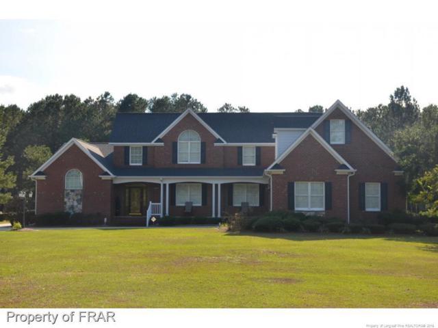 3636 Murphy Road, Eastover, NC 28312 (MLS #552262) :: Weichert Realtors, On-Site Associates