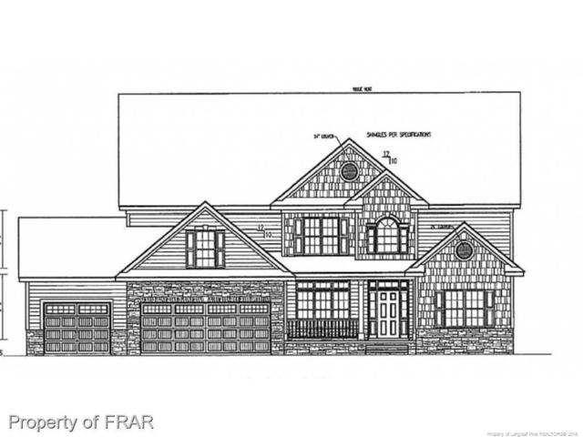 510 Coxwold (Lot 120) Place, Fayetteville, NC 28311 (MLS #552296) :: The Rockel Group