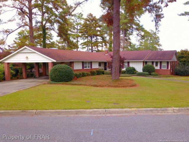 417 Highland Avenue, Lumberton, NC 28358 (MLS #552325) :: The Rockel Group