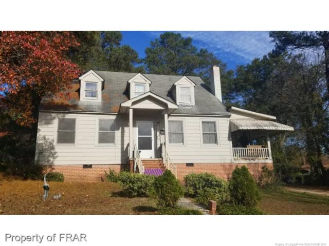127 Buckingham Avenue, Fayetteville, NC 28301 (MLS #552487) :: The Signature Group Realty Team